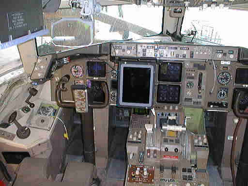 The 757's Cockpit