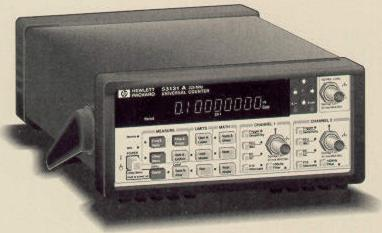 HP53131A Time Interval Counter